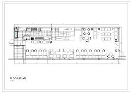 Restaurant Layouts Floor Plans by Gallery Of Pass Plus Cafe Imagine Native 7 Cafes And Interiors