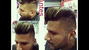 modern undercut hairstyle modern quiff undercut side part classic men u0027s quiff hairstyle for
