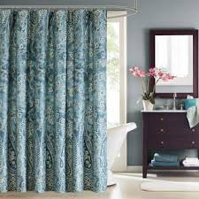 Turquoise Paisley Curtains Paisley Shower Curtains Shop The Best Deals For Dec 2017
