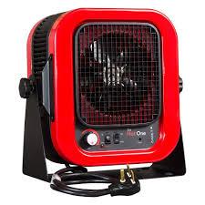 newair 19 107 btu 5600 watt electric garage heater g56 the home