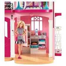 Barbie Dollhouse Plans How To by Barbie Dream House Target