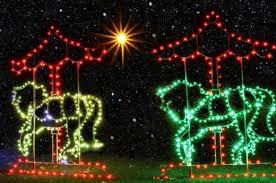 kingsville fantasy of lights tourism windsor essex pelee island