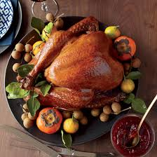 thanksgiving turkeys food wine