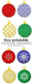 ornaments printable coloring sheets ornament free