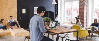 bureau à partager location de postes en espaces de coworking bureaux a partager