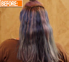 coloured hair for 2015 grand 10 ways to remove stubborn blue hair dye