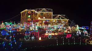 benson nc christmas lights christmas lights in randolph nj youtube