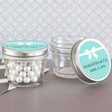 co personalized mini jars co wedding