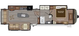 Montana Fifth Wheel Floor Plans 2016 Keystone Montana 3720rl Good Life Rv
