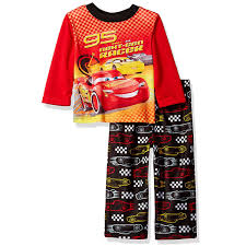 disney cars 3 toddler boys pajamas