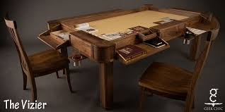 How To Build A Dining Room Table Plans by Coolest Diy Gaming Tables Webb Pickersgill