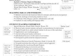 sle resume for law professors resume objective for daycare teacher substitute college teaching