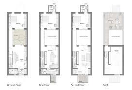 pleasing 50 typical brownstone floor plan inspiration design of
