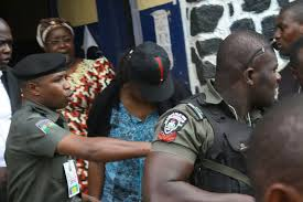 rivers re run inec official arrested with controversial result