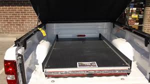 Ford Ranger Truck Bed Cover - a r e lsii tonneau bedslide and luverne stainless nerf bars on