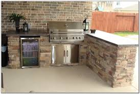 Costco Kitchen Countertops by Outdoor Kitchen Kits Lowes Large Size Of Grill Cabinet L Shaped