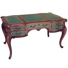 bureau de style bureau style anglais chippendale acajou claxton meuble de style