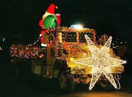 town of payson electric light parade