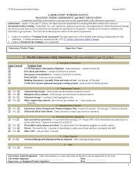 training needs assessment template sample of skills matrix