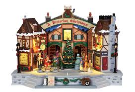 lemax christmas a christmas carol play