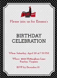 e invitation for birthday images invitation design ideas