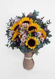 sunflower bouquet sunflower bouquet in pembroke pines fl patty s flowers and baskets