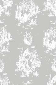 Hand Printed Wallpaper by Timorous Beasties Wallcoverings Decouper 3 Hand Printed Wallpaper