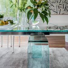 Teal Dining Table Modern Contemporary Dining Tables Luxe Home Philadelphia