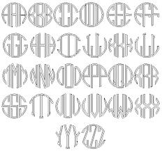 monogram letters monogram searched monogram letters gift ideas