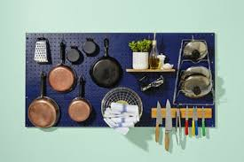 how to build and hang a kitchen pegboard kitchn