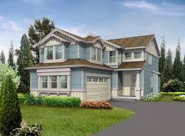 northwest house plan for narrow corner lot 2300jd