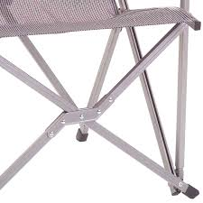 Coleman Patio Furniture Replacement Parts by Coleman Patio Sling Chair Grey Walmart Com