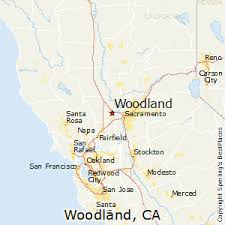 map of cities in california best places to live in woodland california