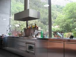Stainless Steel Kitchen Wall Cabinets Kitchen Extraordinary Used Stainless Steel Commercial Kitchen