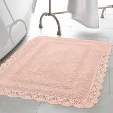 Pink Bathroom Rugs And Mats Pink Bath Mats Birch