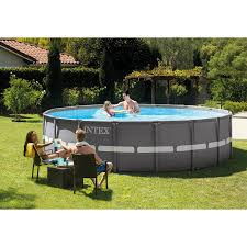 Backyard Pool Superstore Coupon by Amazon Com Intex 16ft X 48in Ultra Frame Pool Set With Filter