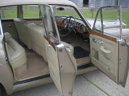 Rolls Royce Silver Cloud Interior 1964 Rolls Royce Silver Cloud Iii Flying Spur Being Auctioned At