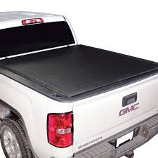 Chevy Colorado Bed Cover Rugged Liner Chevy Colorado 2015 2018 Premium Roll Up Tonneau Cover