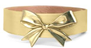 gold bow belt product for legacy belt buckles 5280