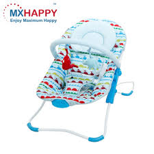 baby electric vibrating rocker automatic swing baby folding