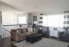Interior Decorating Living Room Furniture Placement Keep Home Simple Our Split Level Fixer Upper