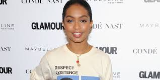 yara shahidi speaks out at glamour s the girl project event in nyc