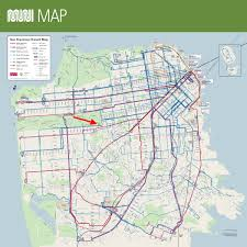 San Francisco Bike Map by Everything You Need To Know About Sf Deltas Gamedays