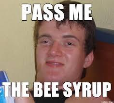 Breakfast Meme - during breakfast meme guy