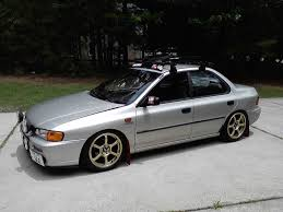 subaru 2004 slammed slammed show stealer or just plain shiny subaru loading dock