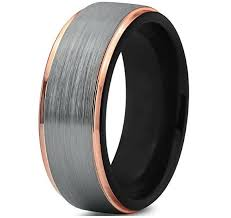 Men Wedding Ring by 5 Best Mens Tungsten Carbide Wedding Rings And Bands As Chosen By You