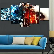 Movie Decorations For Home Wall Decor Wall Decor 145 Winsome Big Size Living Room Wall