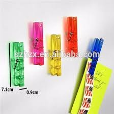 photo hanging clips ps colorful plastic cloth hanging clips with magnet buy any color