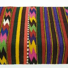 Turkish Bench K0018146 Kilim Bench Kilim Rugs Overdyed Vintage Rugs Hand