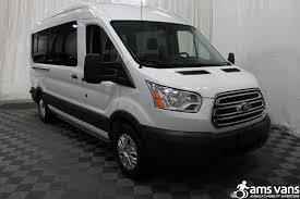 2016 ford transit wagon wheelchair van for sale 45 190